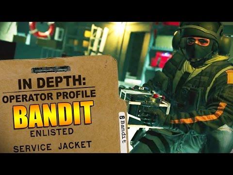 Rainbow Six Siege - Operator Profile: BANDIT