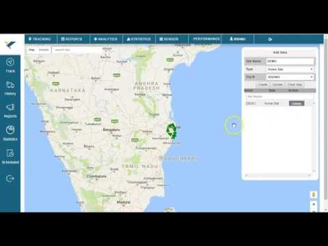 GPS Tracker | GPS Server Software | Vehicle Tracking System