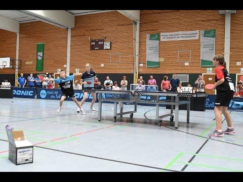 Fabio Zelici &  Luisa Säger vs  Patrick Baum &  Amelie Hielscher