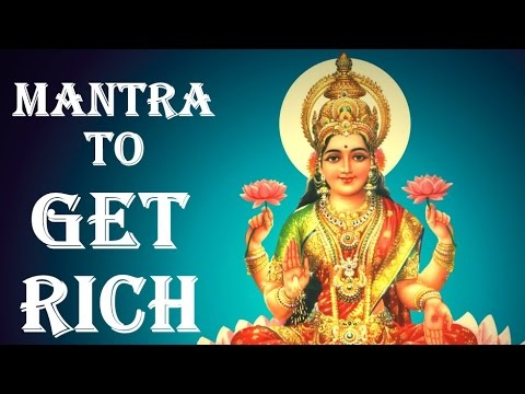 LAXMI MANTRA:  GET RICH,  HAPPY & HEALTHY : VERY POWERFUL :