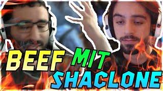 BEEF + WETTE MIT SHACLONE! 36 KILLS ABER ZU DUMM ZUM GEWINNEN? Stream Highlights [League of Legends]