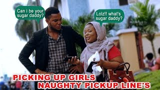 PICKING UP GIRLS IN NIGERIA | NAUGHTY PICK UP LINES - Zfancy