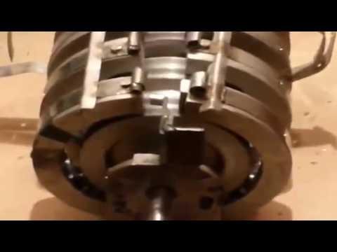 Magnet Motor - Free Energy Selfrunning 1/2 - YouTube