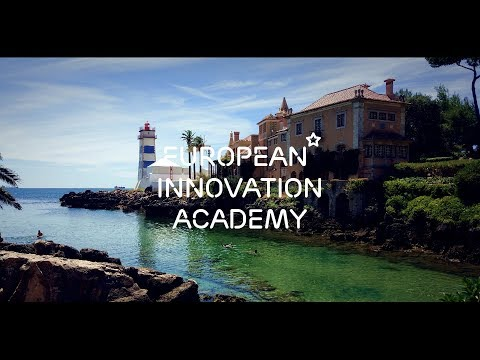 UoP students at European Innovation Academy