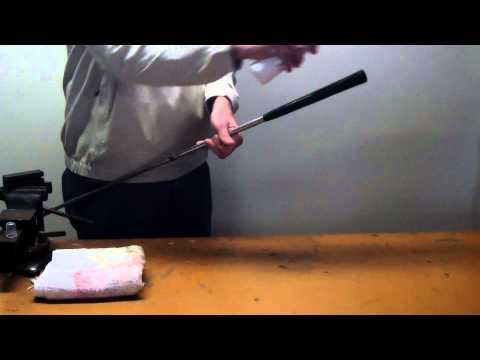 Restore Your Golf Grips With The New Pro-Fix Get-A-Grip Golf Grip Restorer Spray