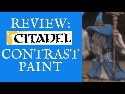 Review: Citadel Contrast Paints--with Guest James Wappel! (Ep. 94)