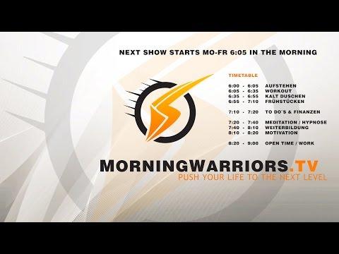 Livestream von MORNING WARRIORS TV