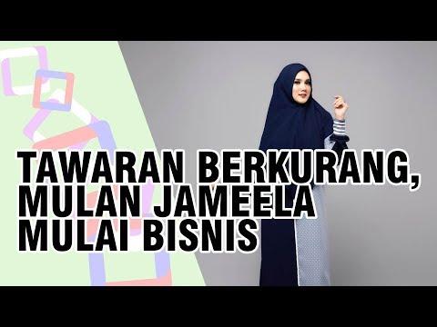 Akui Tawaran Pekerjaan Makin Berkurang, Mulan Jameela Mulai Bisnis Baju Muslim Mp3