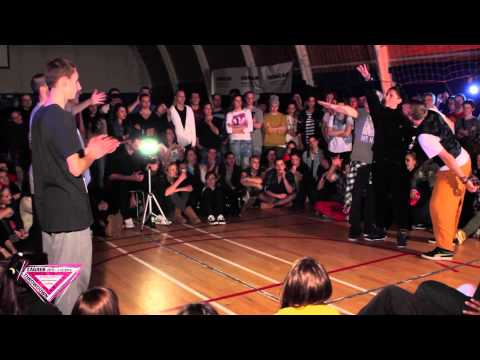 All Style Battles Quarterfinal | SOSS & JOHNNY vs THE GOOD, THE BAD AND THE UGLY