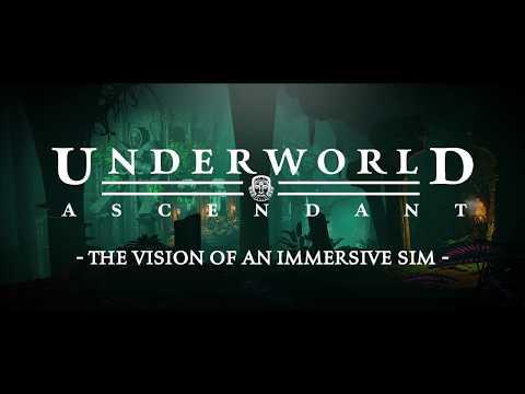 Underworld Ascendant: The Vision of an Immersive Sim I Developer Diary PEGI  