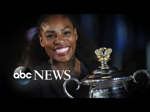 Serena Williams announces pregnancy