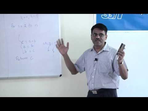 Dynamic Programming Algorithm Design Technique - Venkatesh Raman (part 1)