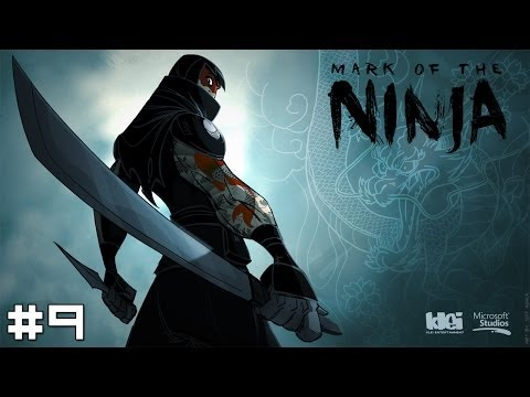 Mark of the Ninja #9 - Forgotten Time Stop