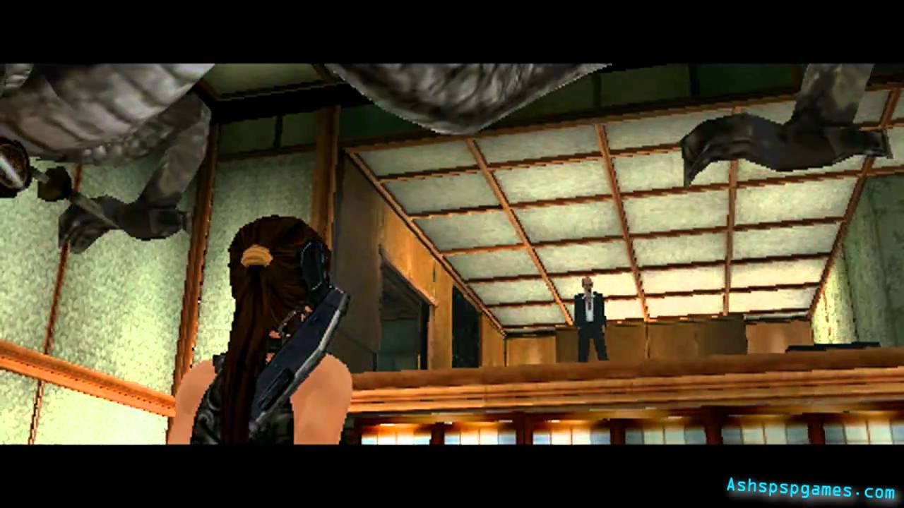 Lara Croft Tomb Raider Legend Psp 03 Japan Meeting With Takamoto 2 2 Youtube