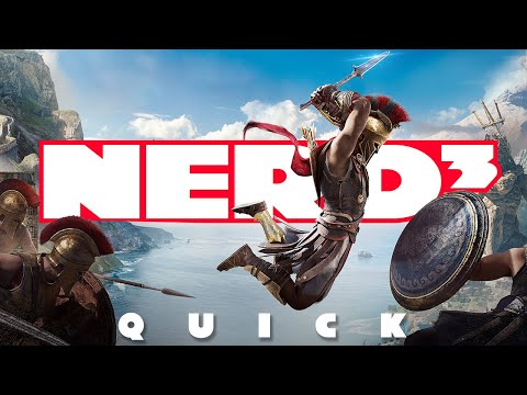 Assassin's Creed Odyssey - Nerd³ Quick thumbnail