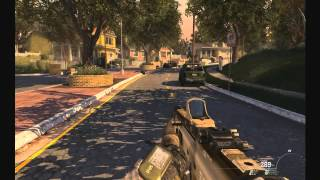 Call of Duty MW2 Acte II Mission 3 Exode (1/2)