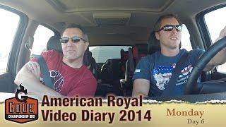 american royal 2014 video diary kansas city gque bbq week of gluttony