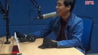 Macky Alca shares his music background