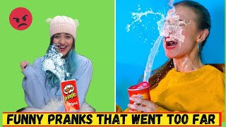 Funny PRANKS that went too FAR