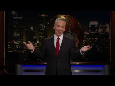 Monologue: A Fresh Face | Real Time with Bill Maher (HBO)