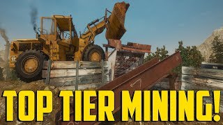 Gold Rush - Top Tier Mining!