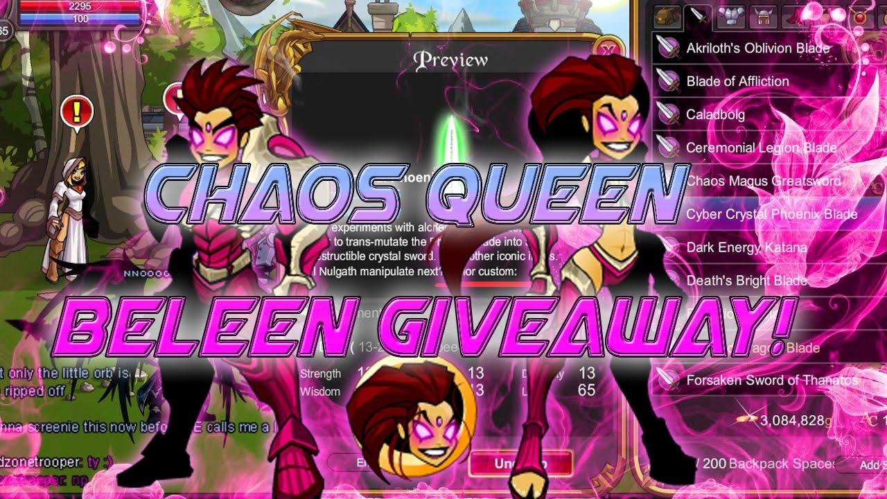 Chaos Queen Beleen