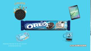 Oreo Dunk For Your Chance To Win