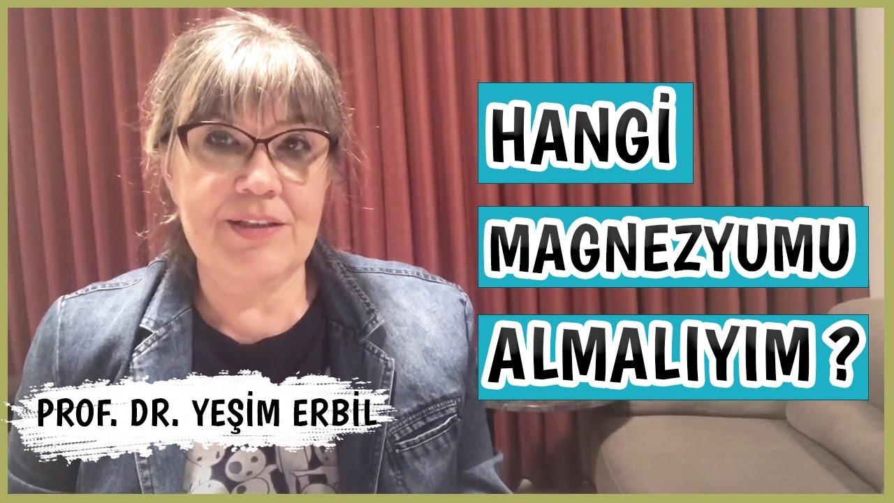 Hangi Magnezyumu Kullanmalıyım? | Magnezyum Eksikliğinde Neler Olur?