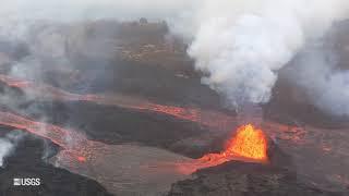 hawaii volcano video