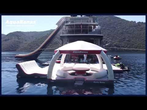 Lounge rental - Bennetti Superyacht