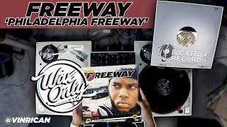 Discover Samples Used On Freeway's 'Philadelphia Freeway'