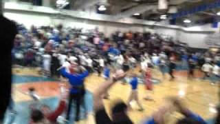 Williamstown vs Lenape buzzer beater 3/4/11