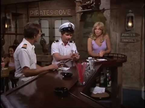 Lydia Cornell on THE LOVE BOAT with Linwood Boomer season 5