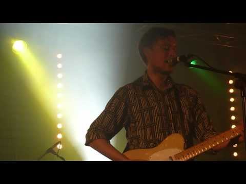 Django Django - Love's Dart (live at the Garage, Liverpool Sound City, 17th May 2012)