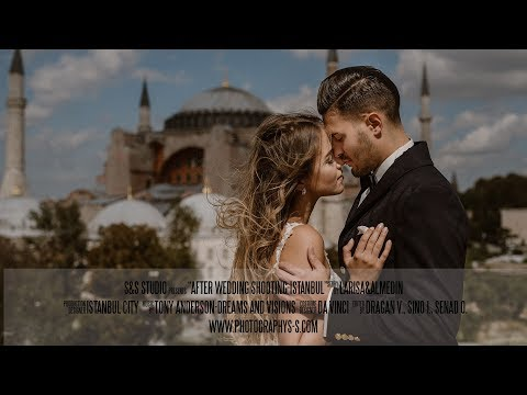 After Wedding Shooting - Istanbul