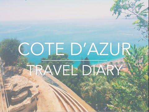 Cote d'Azur / Lazurowe Wybrzeze - Travel Diary | Nie Polka