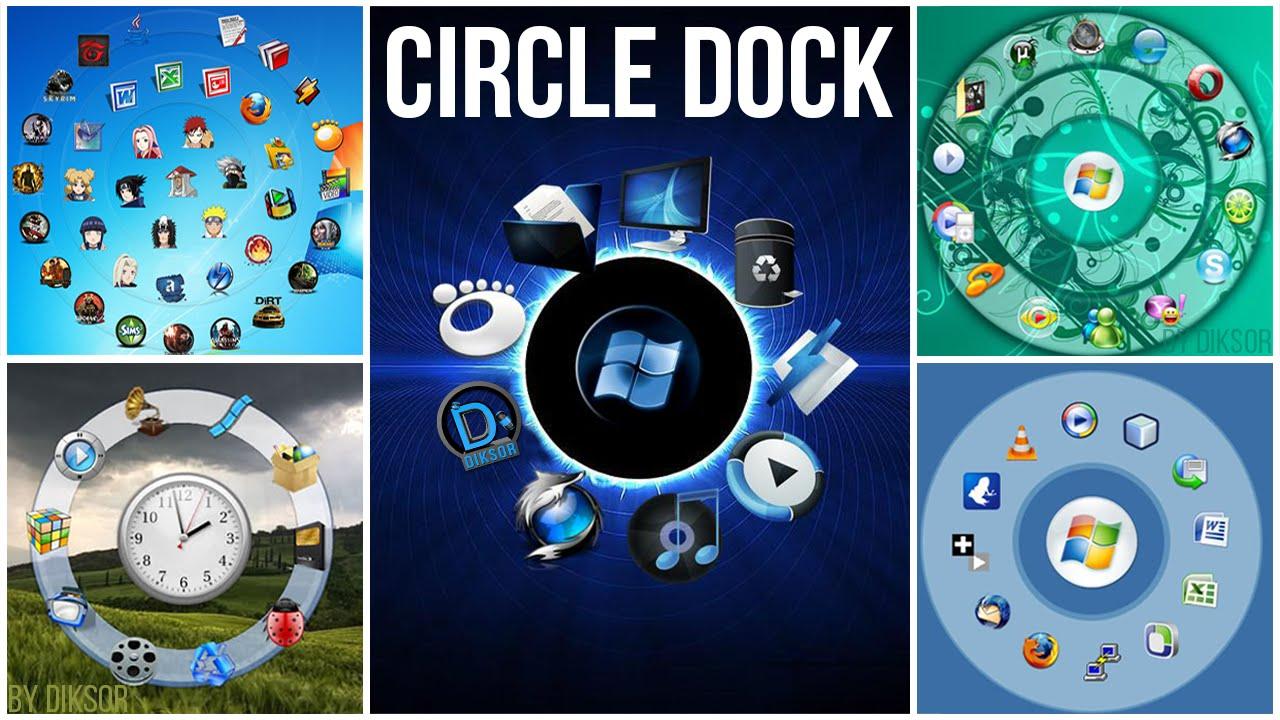 Dock Bureau Windows 10