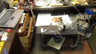 STM8/IRAMS частотный преобразователь
