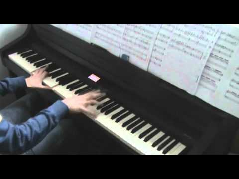 The Promise (Wuji) soundtrack - Klaus Badelt - Piano Cover