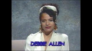Dialogue with Black Filmmakers Debbie Allen