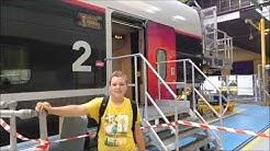 Portes Ouvertes du Technicentre SNCF de Bischheim [HD]