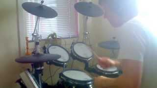 SK - AGALLOCH - Falling Snow (Drums)