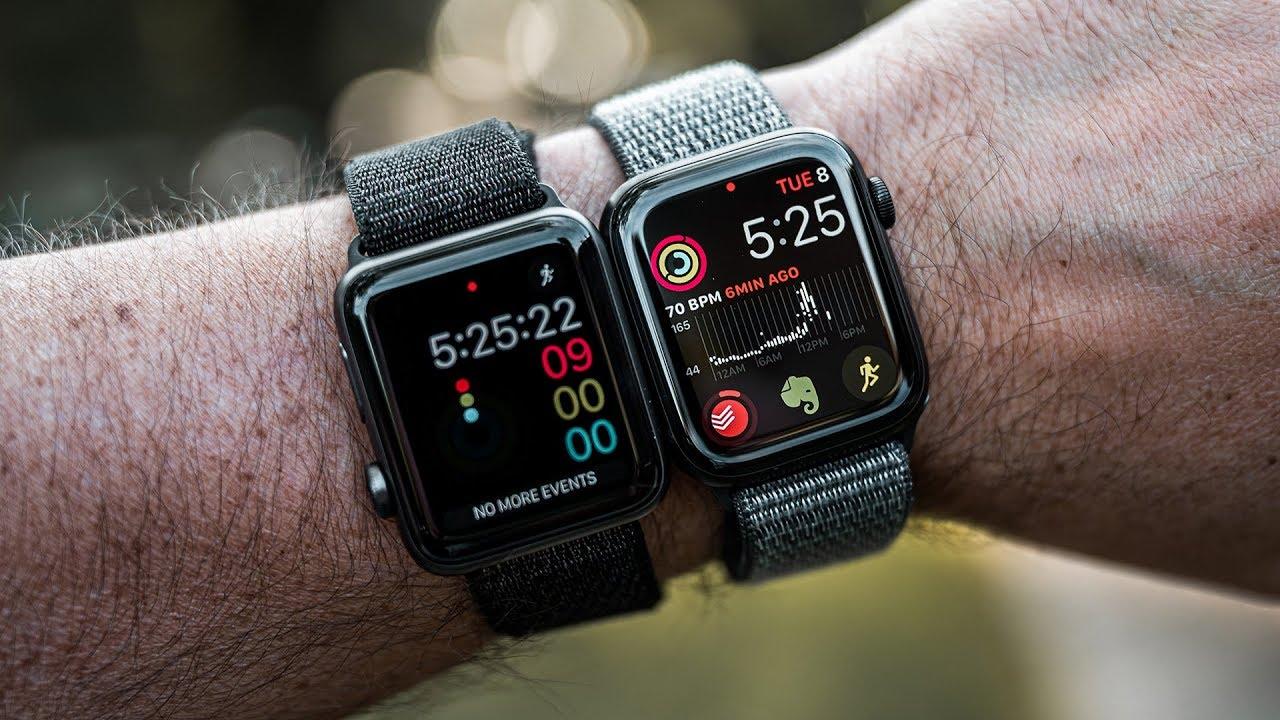 アップル ウォッチ 3 と 5 の 違い