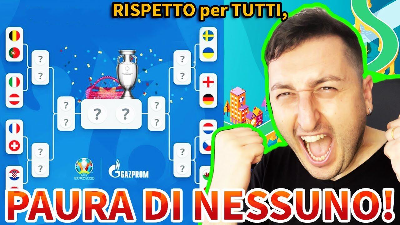 🇮🇹 RISPETTO per TUTTI, PAURA di NESSUNO‼️💪🏻🏆🔥 OTTAVI DI FINALE EURO 2020 - ITALIA