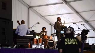 Marlon Jordan Quintet plays John Coltrane