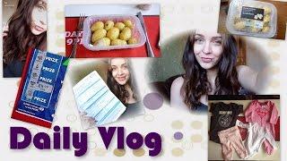 Daily vlog - Wygrałam 4 funty /  ॐ  Rainbowluuu ॐ