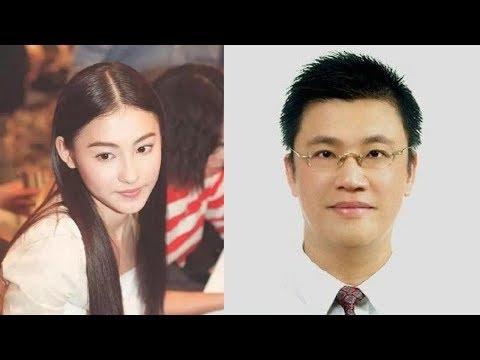 张柏芝结婚喜帖曝光,三胎生父姓苏是台湾人,本尊早已回应