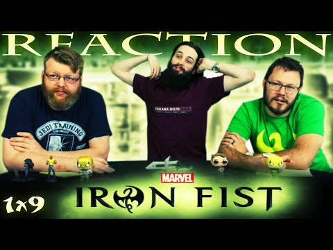 """Iron Fist 1x9 REACTION!! """"The Mistress of All Agonies"""""""