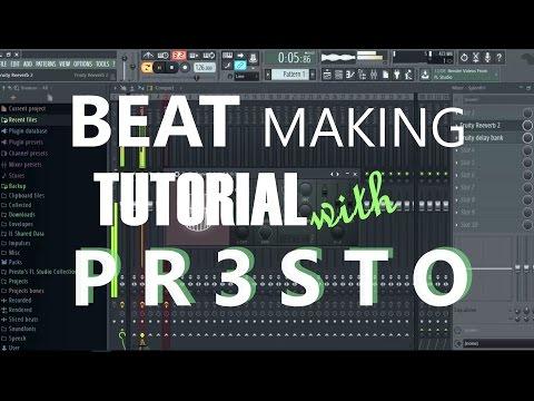 how-to-make-wande-coal-ft-dj-tunez---iskaba-|-fl-studio-tutorial