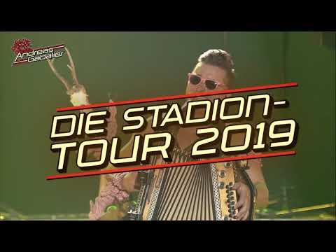 Andreas Gabalier Stadion-Tournee 2019 - Trailer I